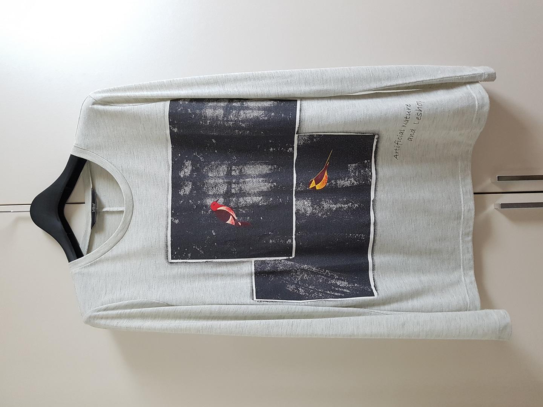 💖르샵💖LeShop 버드 티셔츠