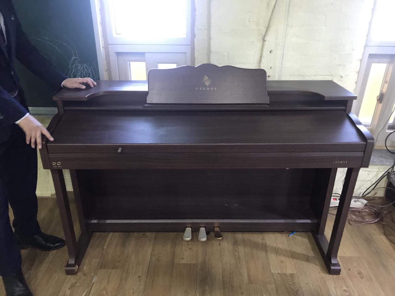체르니 전자 피아노 무료나눔(용달차/인원3-4 필요)