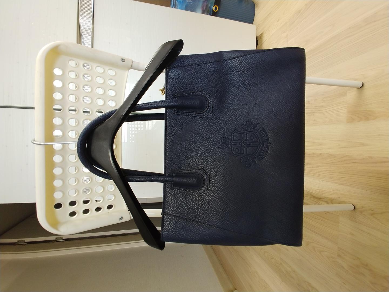네이비 가방