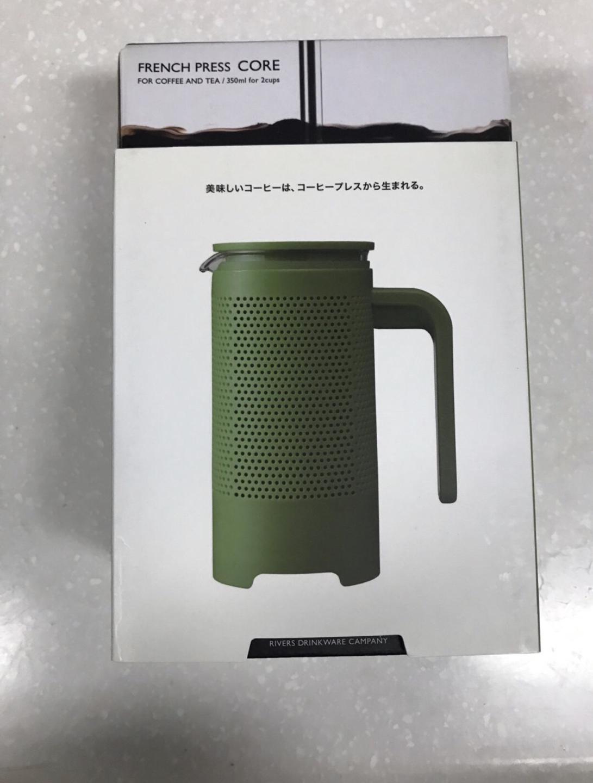 투썸에서 구매한 리버스 커피 프렌치 프레스