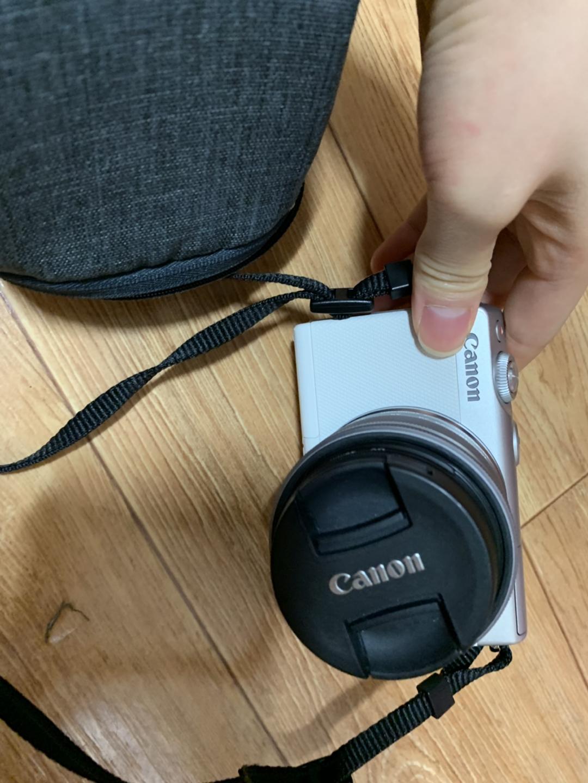 케논 EOS M100 카메라 팔아요