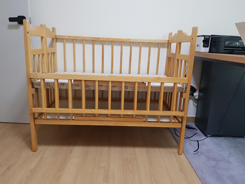 아기 침대 팝니다