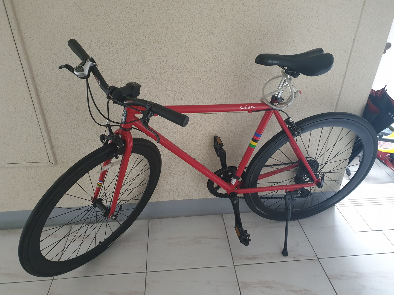 성인 자전거