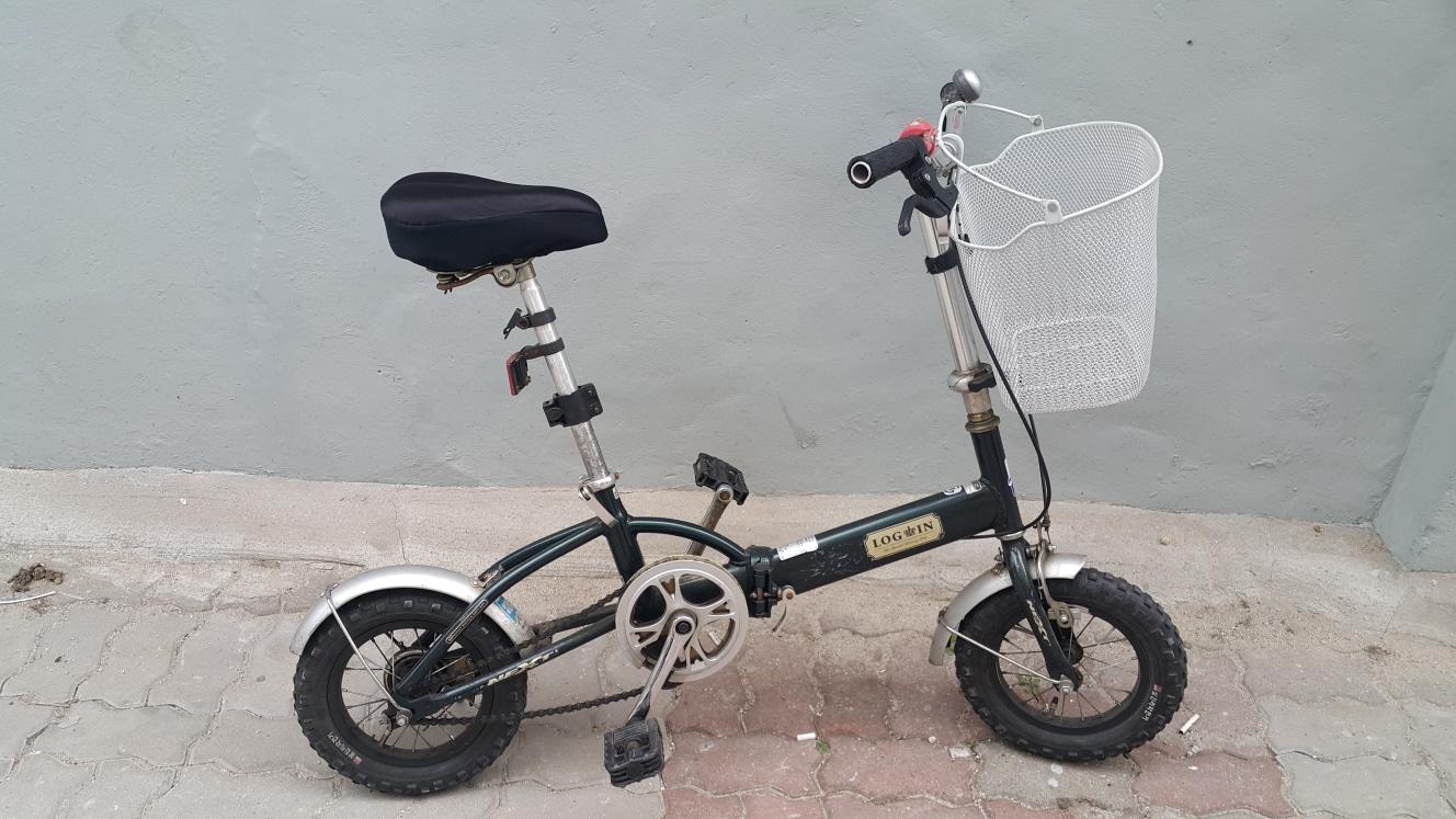 미니벨로 8키로 접이식 자전거