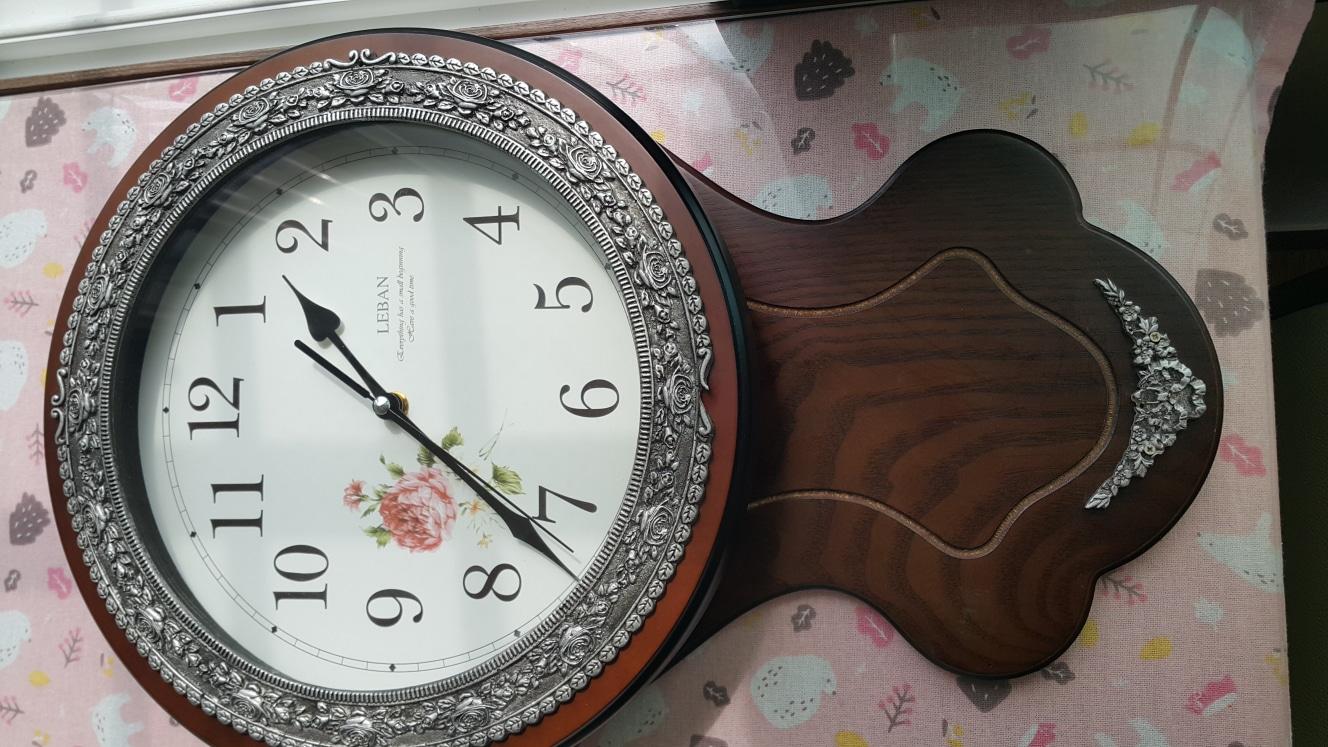 엔틱벽시계