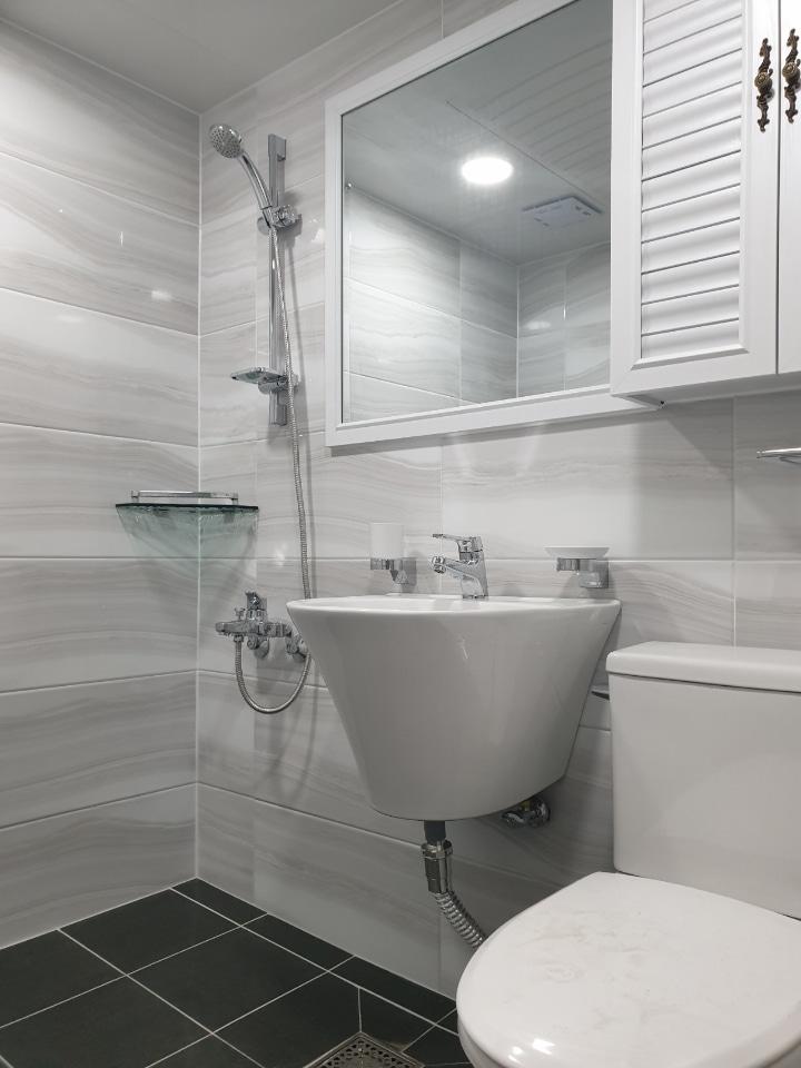 욕실리모델링 주방가구 최저비용 최고 퀄리티로 시공해 드립니다