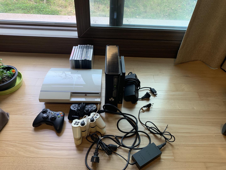 게임기 PS3, PS2, XBox360 드립니다