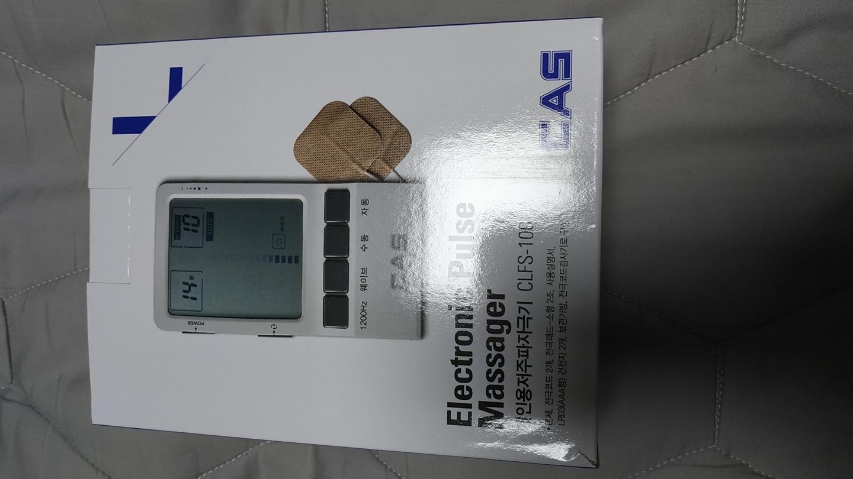 카스 개인용 디지털 저주파자극기(CLFS-100)새제품