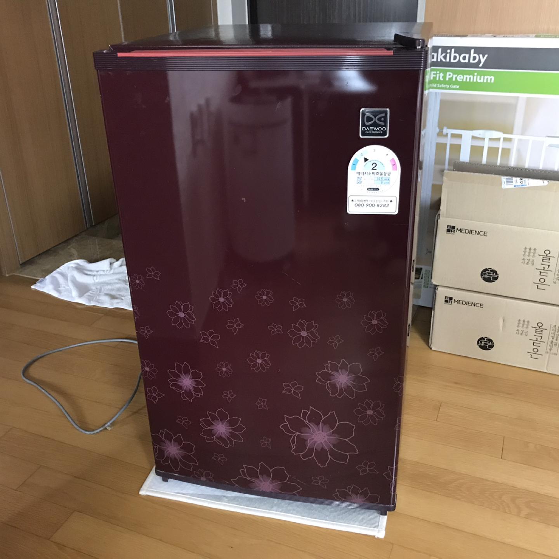 대우 소형 냉장고 (126L)
