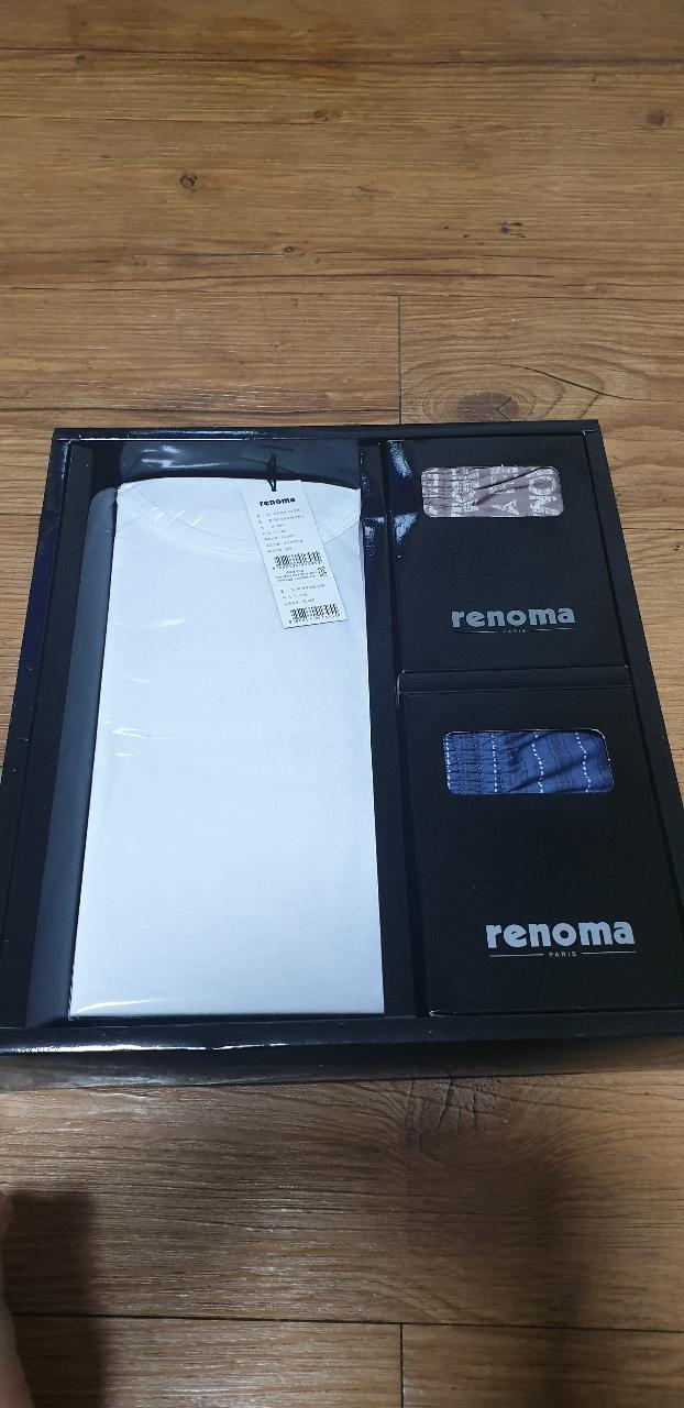 레노마 남성 속옷 세트(100)