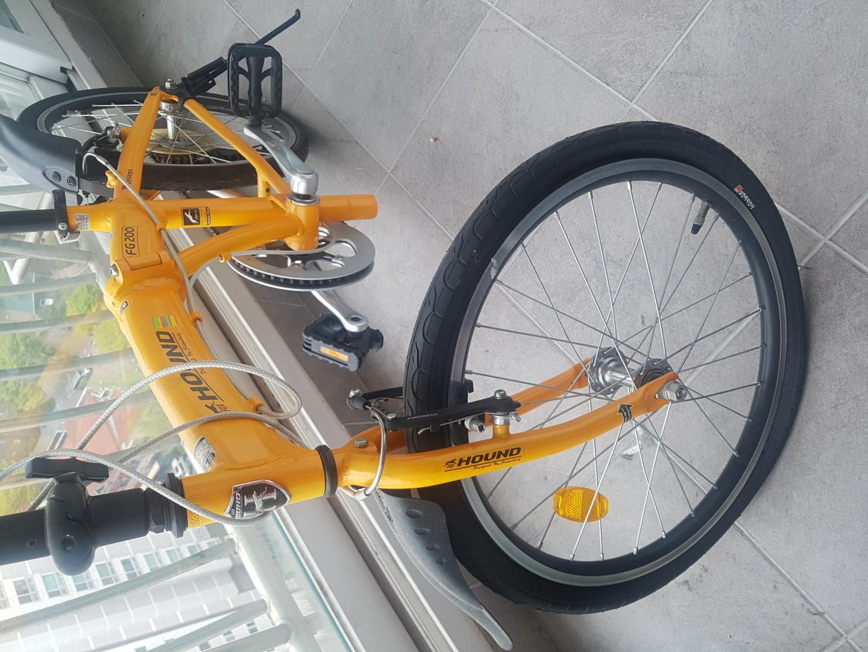 삼천리 접이식 자전거