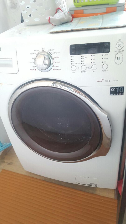 삼성 드럼세탁기 버블샷