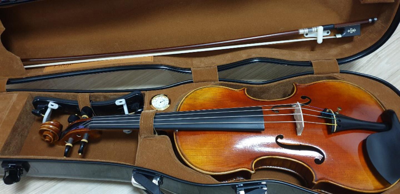 라르고 바이올린 하드케이스 LVC-25