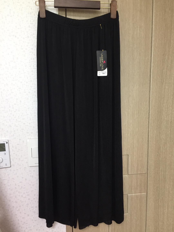 새상품)주름바지4종