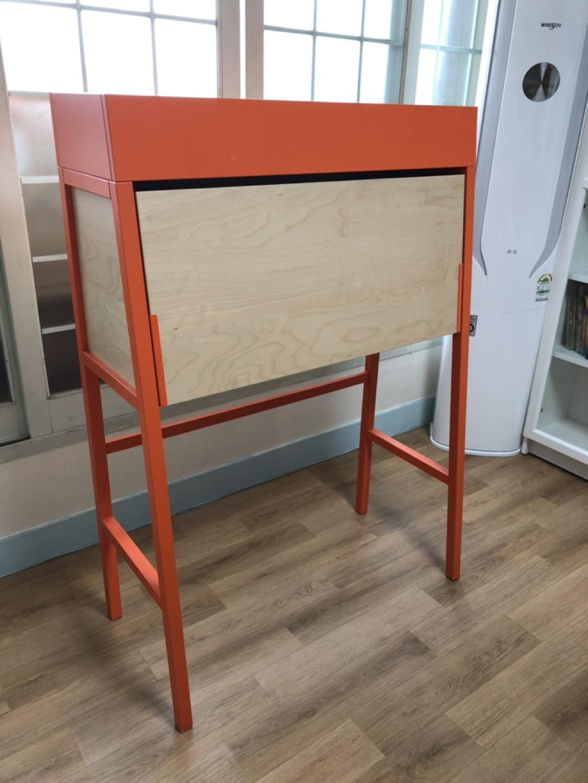 여닫이책상 접이식책상 이케아 IKEA