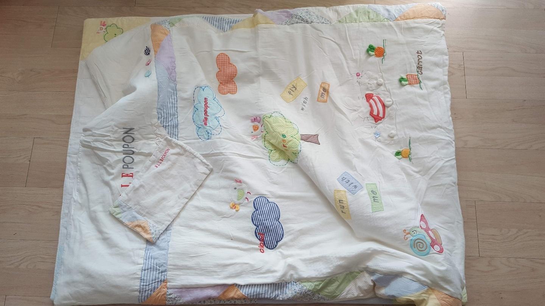 아기이불, 베이비 이불세트 (엘르), 아기이불, 신생아용품