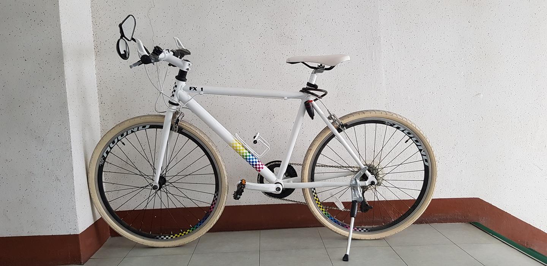 삼천리 하이브리드 자전거