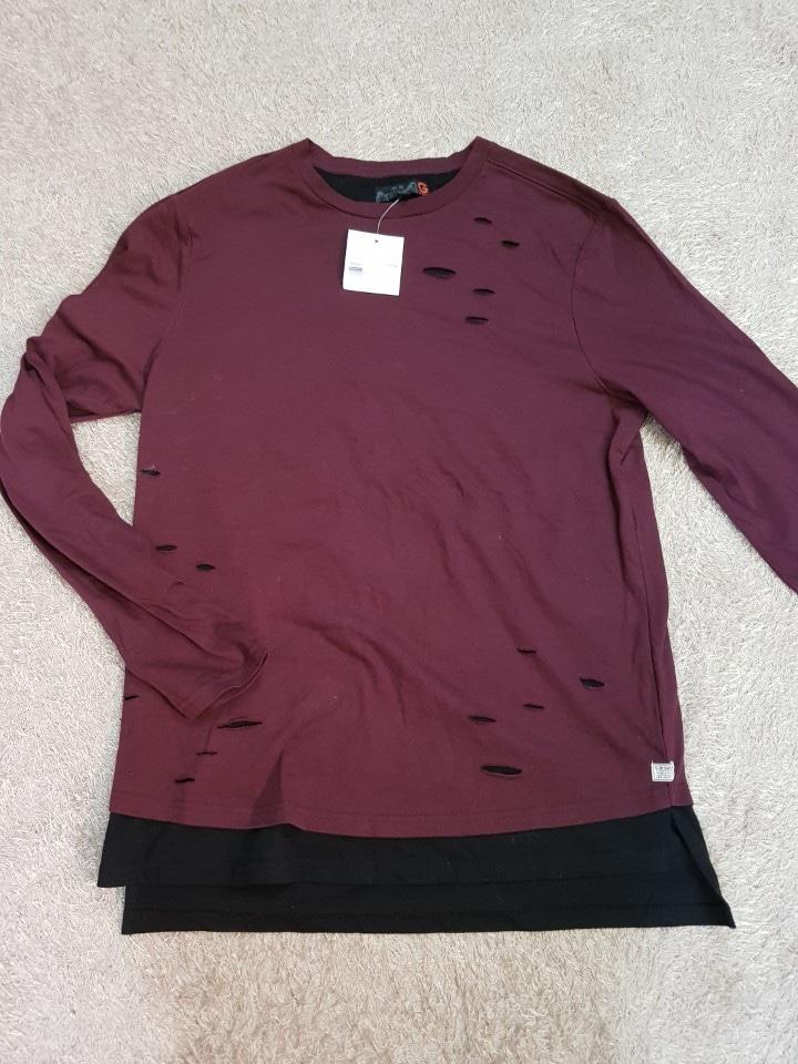 GAP 라운드 티셔츠(텍있는 새옷)