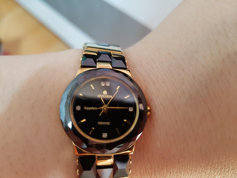 넥슨 여성 시계