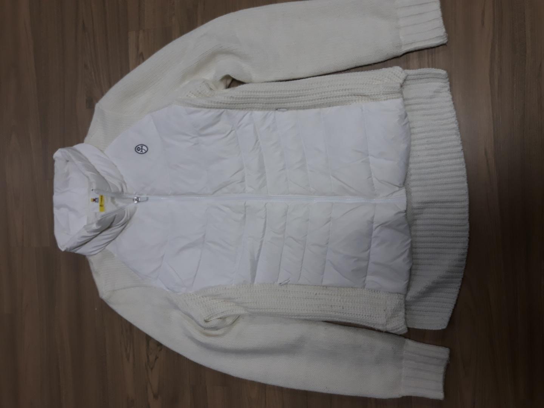 까스텔바작 화이트 방풍 자켓 (마지막 가격수정) 의류2개 일괄구매시 택배비 무료^^