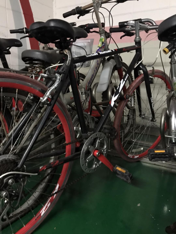 K2하이브리드 자전거