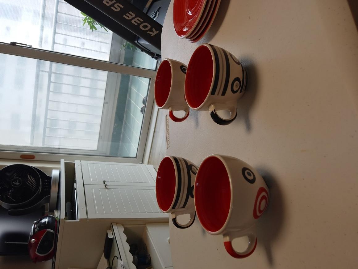 커피잔 셋트 새상품