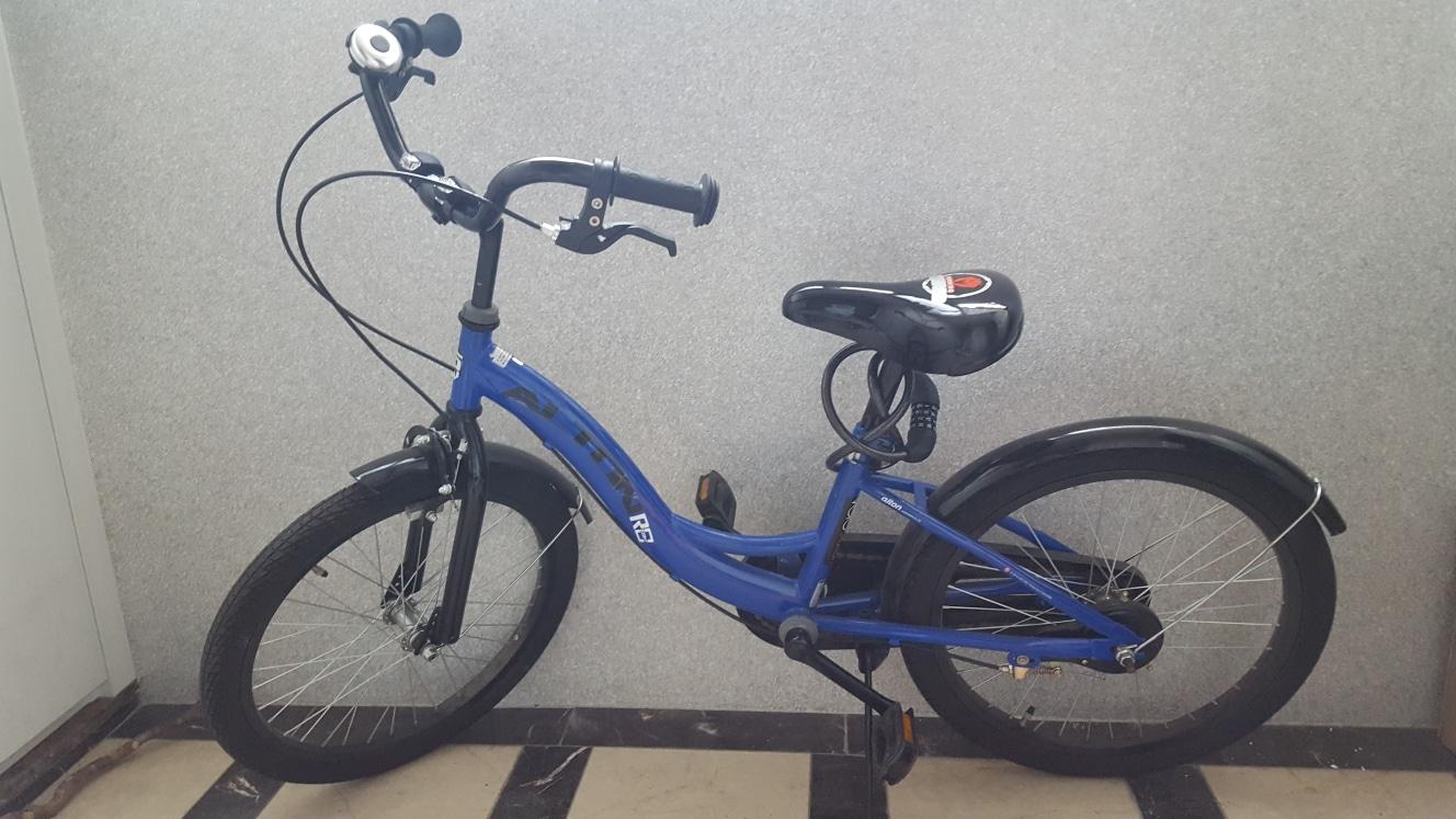 자전거 아동용 (20인치) 알톤