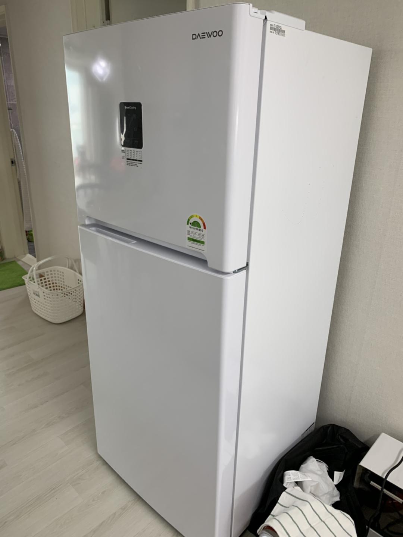 1년사용한 냉장고