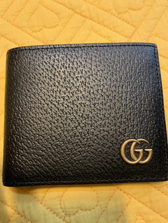 정품 구찌 마몬트 지갑
