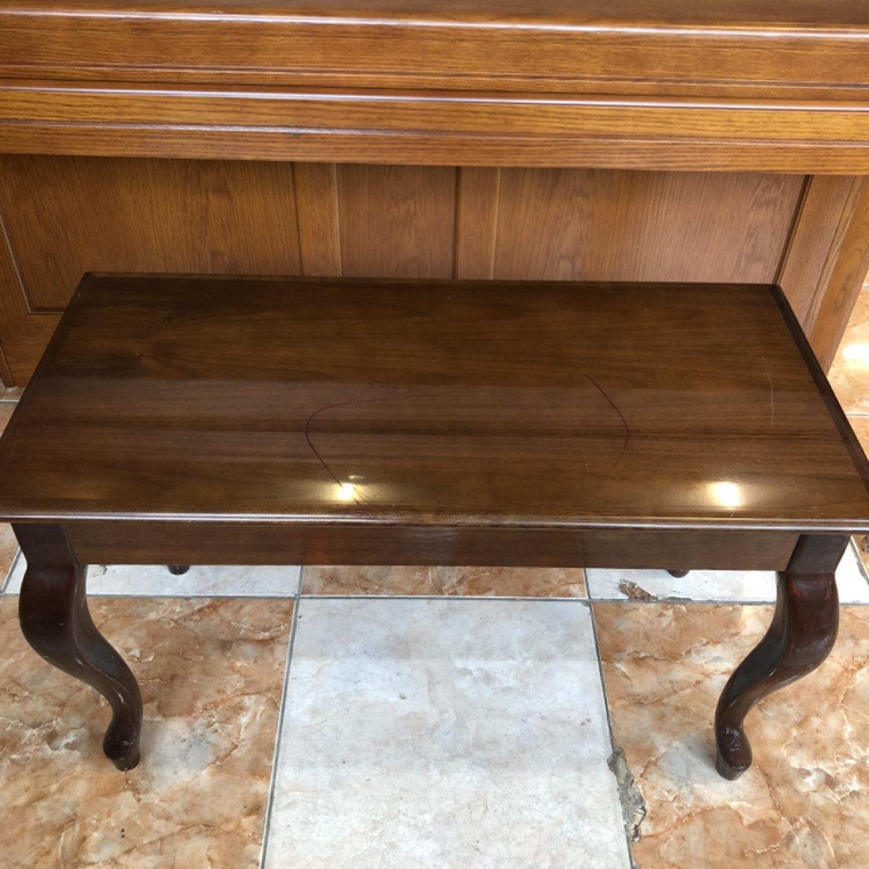 원목 의자