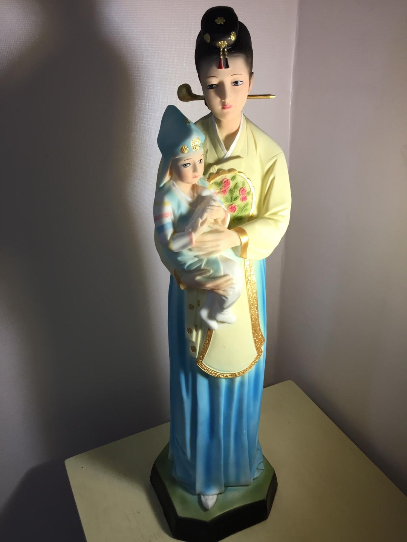 천주교성물 마리아상