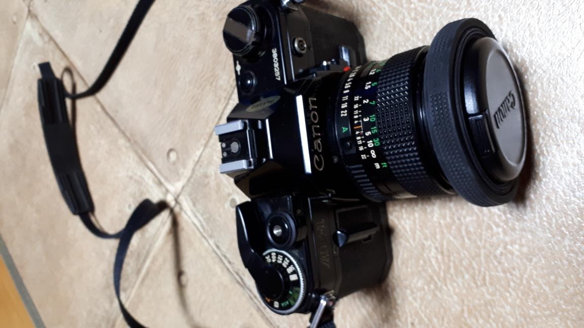 케논 필름카메라( 일제)