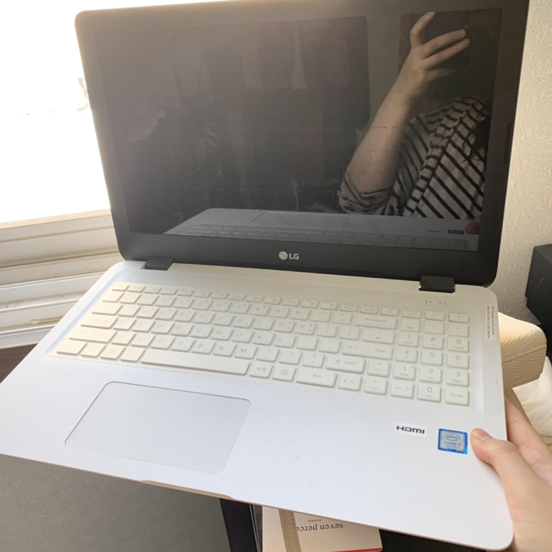 lg 노트북 팝니다