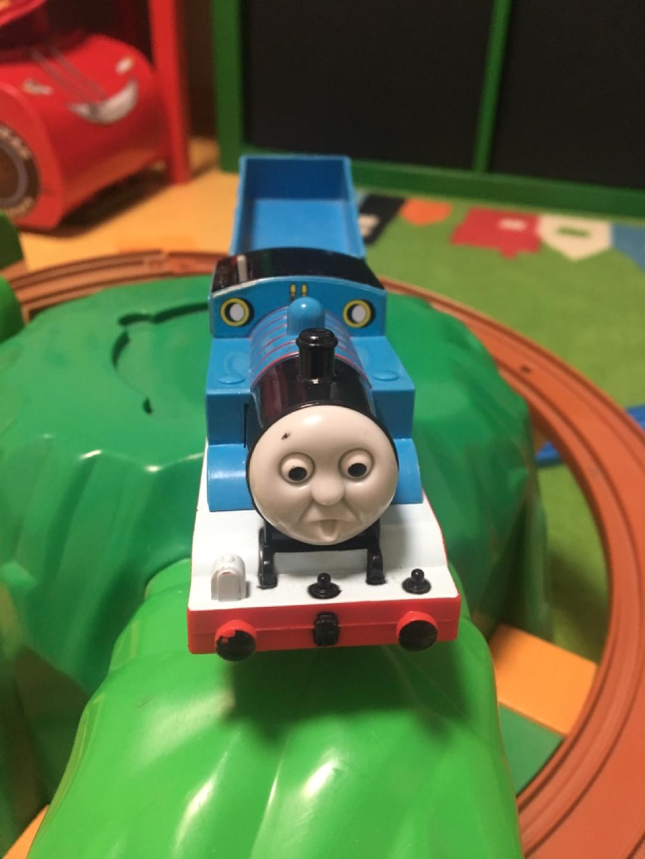 토마스기차와 레일