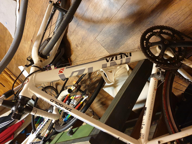 자전거/ 인피자 클라리스 로드 튜닝제품