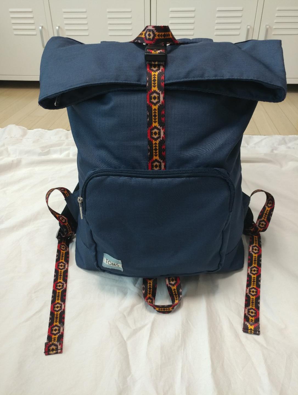 (정품) 탐스 백팩, TOMS 백팩 가방