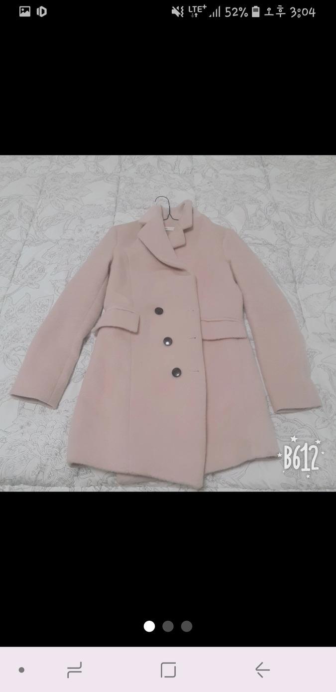 [파격내림]핑크코트