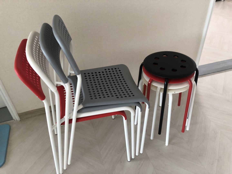 다용도 의자