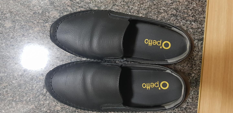 OPetto가죽로퍼