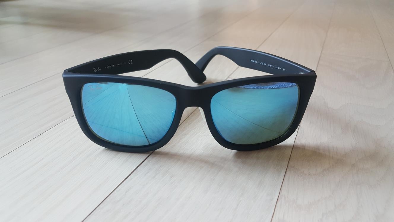 레이벤 미러 썬글라스