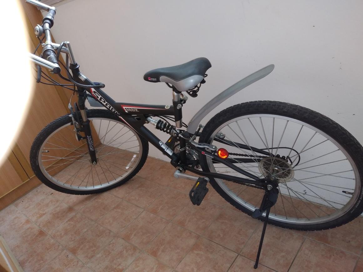삼천리 자전거(26스파크DX)