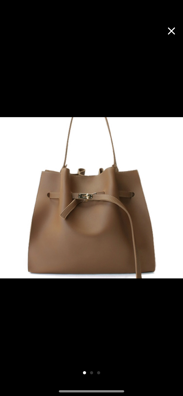 맥끌라니 가방(브라운)