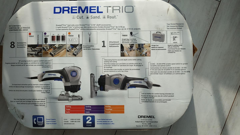 DREMEL TRIO [6800-01] 직구제품