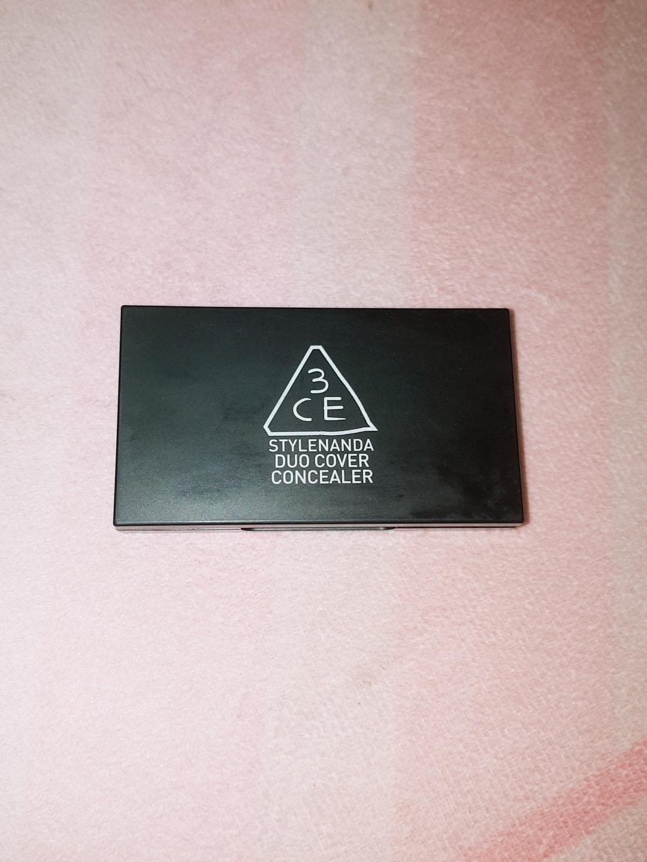 5번씀) 3CE 듀오 컨실러