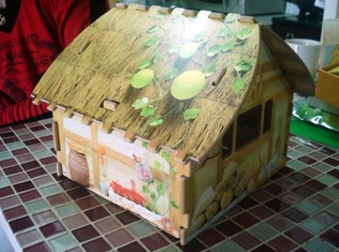 토이방 집만들기