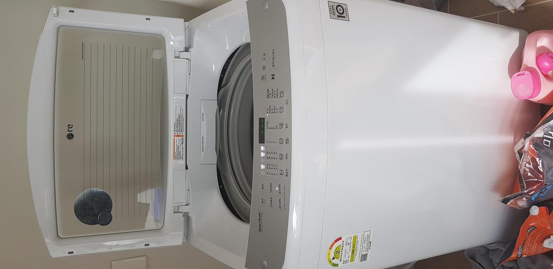 LG통돌이 15kg 세탁기 팝니다.