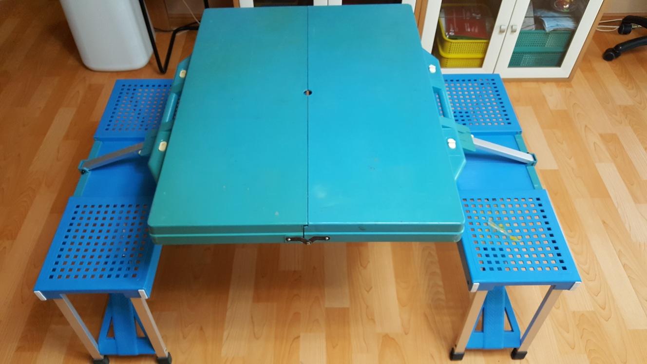테이블겸용의자
