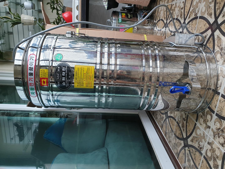 자동 물끓이기 60리터