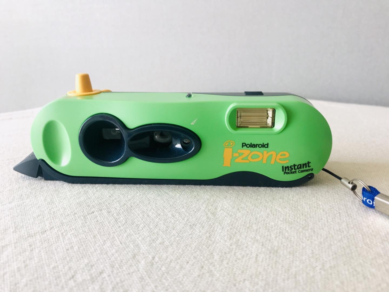 [폴라로이드] Polaroid i-zone 폴라로이드 포켓 카메라 판매합니다.