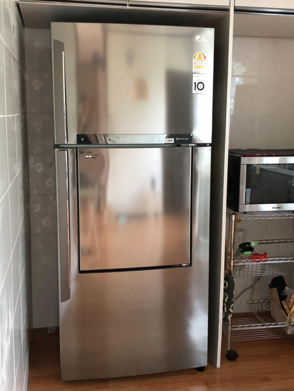 lg냉장고 (8개월사용) 얼른 가져가세요.